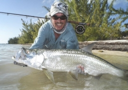 It was a great tarpon